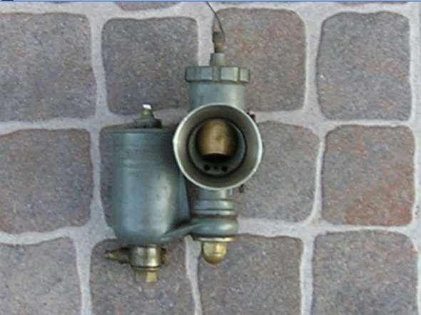 Part Carburador Dellorto