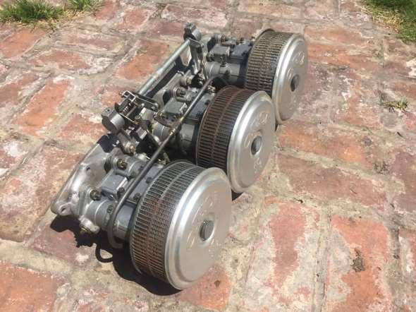 Repuesto Equipo Weber Torino 380w