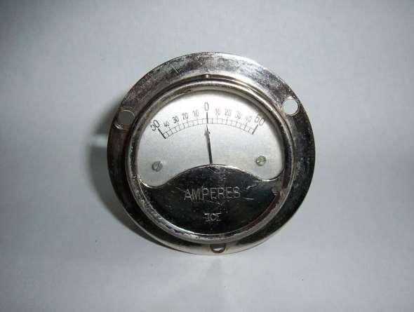 Repuesto Amperímetro