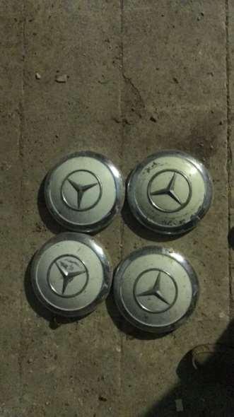 Vendo Tazas Mercedes Benz