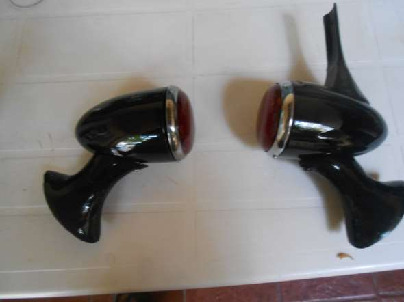 Repuesto Faro Cupe Ford 37