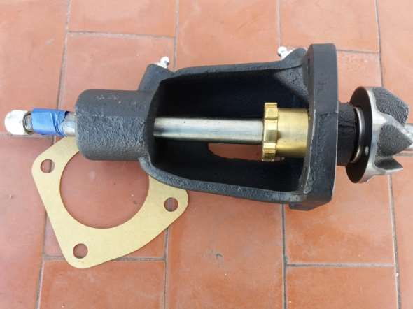 Part Water pump Ford A