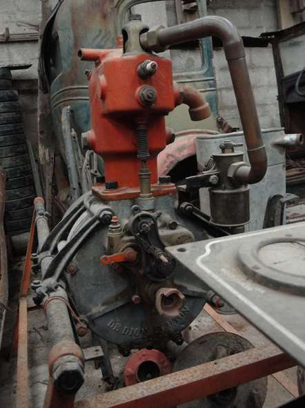 Repuesto Motor Dedion Bouton 1902
