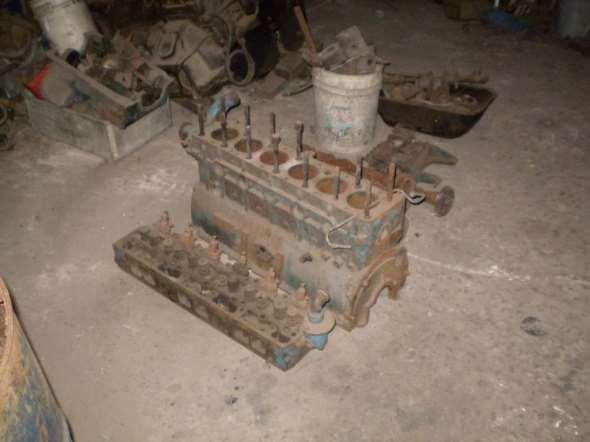 Repuesto Motor Bedford