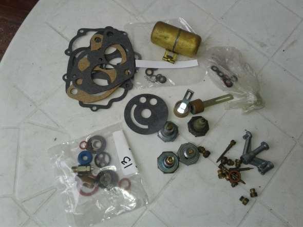Repuesto Kit Carburacion Holley 94