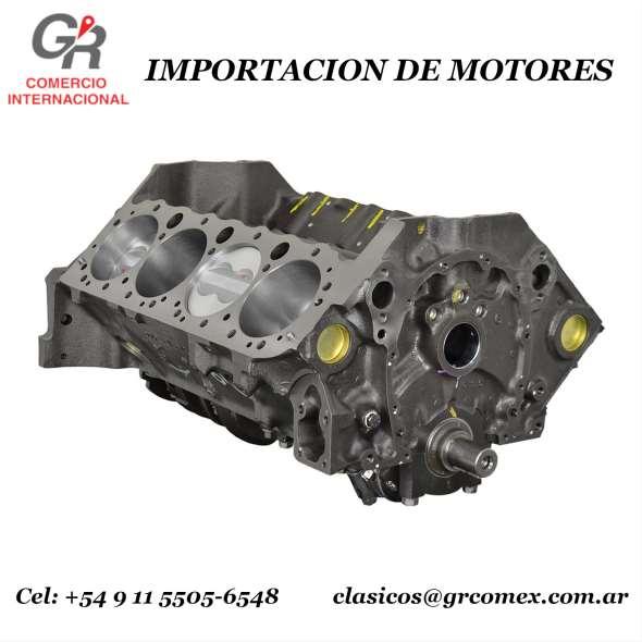 Importacion Motores