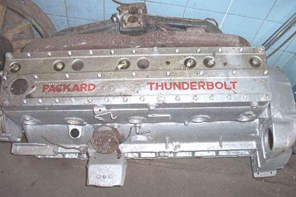 Repuesto Motor Packard