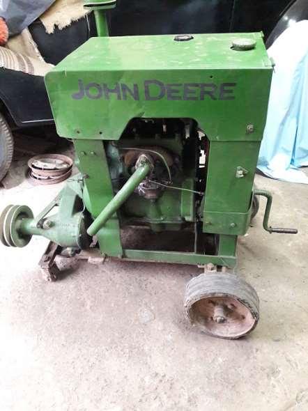 Repuesto Motor Jhon Deere