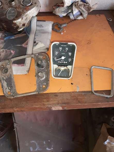 Repuesto Tablero Citroen 2cv