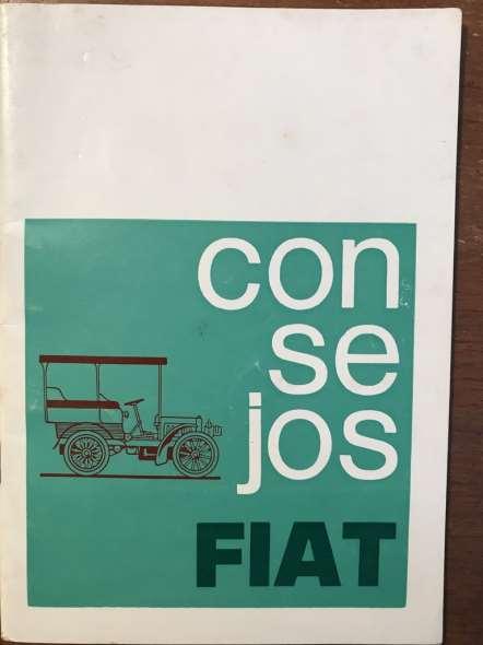 Manual Consejos Fiat