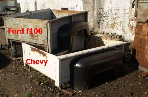 Repuesto Caja Angosta Ford