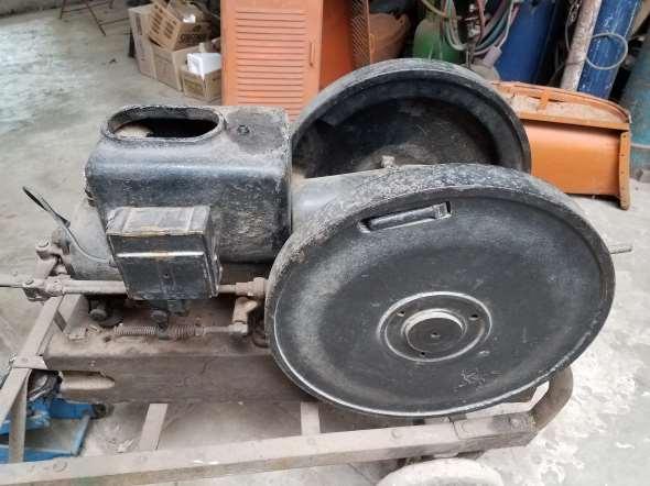 Repuesto Motor Estacionario Antiguo