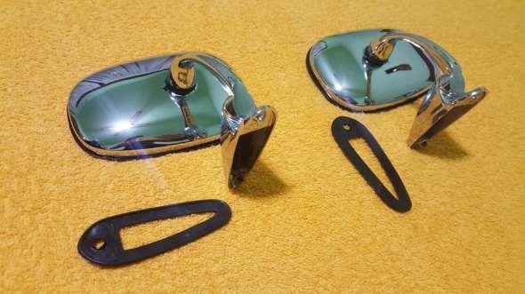 Repuesto Espejo Torino