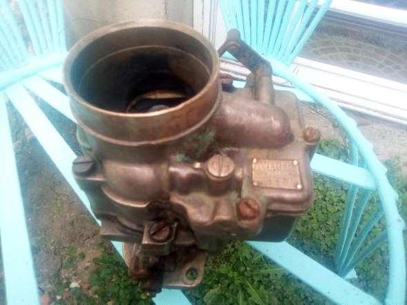 Carburador Weber Bronce Unico ¡¡¡