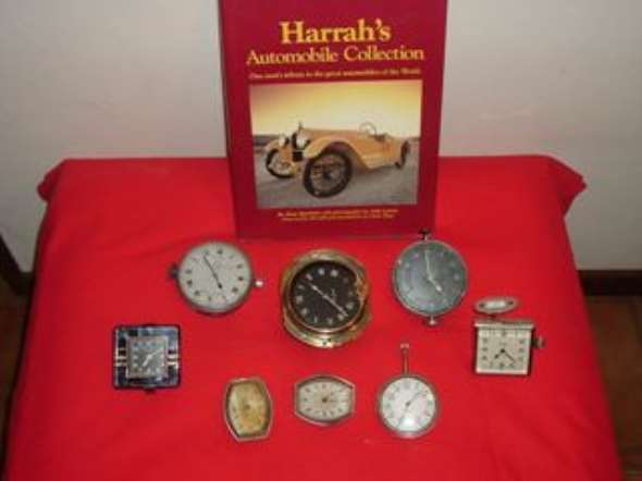Repuesto Relojes Hora Autos Antiguos.