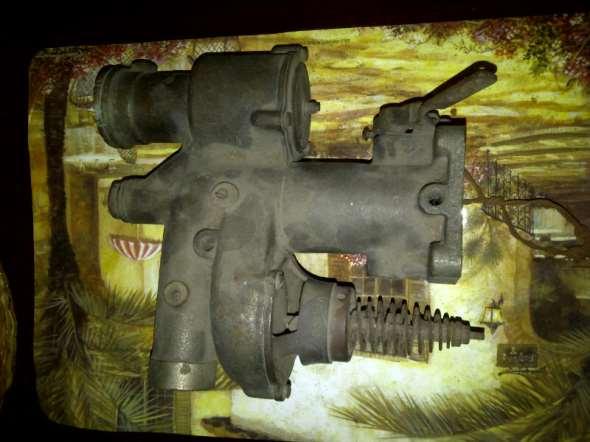 Repuesto Carburador Packard