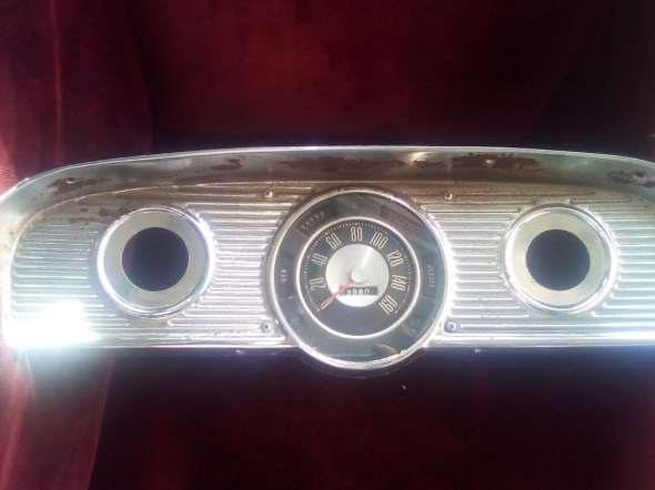 Yablero Instrumental Ford F100