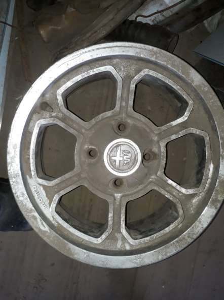 Repuesto Llantas Alfa Romeo