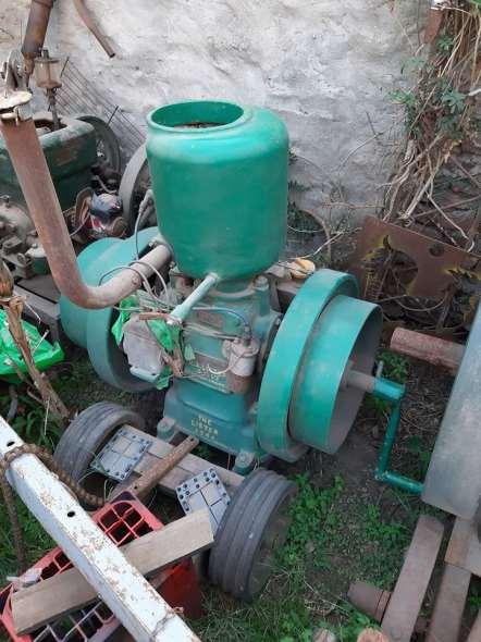Repuesto Motor Lister Naftero