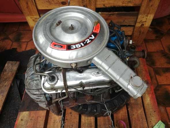 Repuesto Motor Ford V8 302