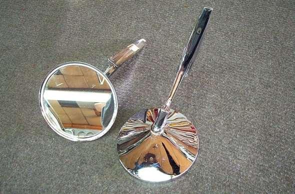 Repuesto Espejos Chevy