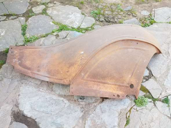 Repuesto Guardabarro Ford T