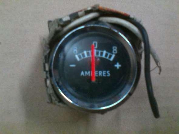 Amperimetro Moto