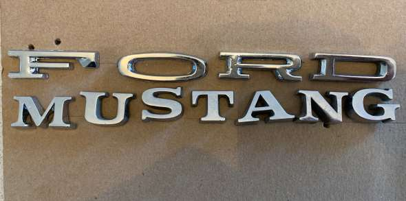 Repuesto Ford Mustang