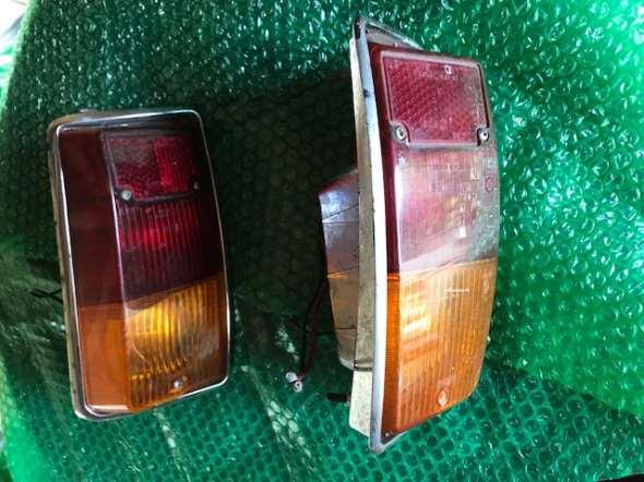 Repuesto Luces Traseras Mini Clasico Mk2 Mk2 Lucas Uk