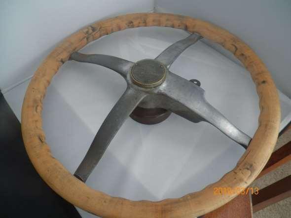 Repuesto Volante Superior Baquet