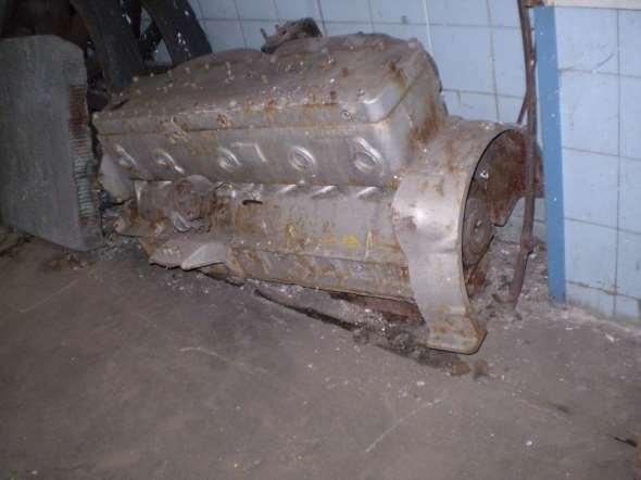 Repuesto Motor Packard 8 Cilindros