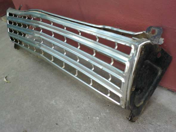 Repuesto Rejilla Frente Impala 1962
