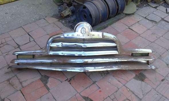 Repuesto Pontiac 1946 Rejilla Frente