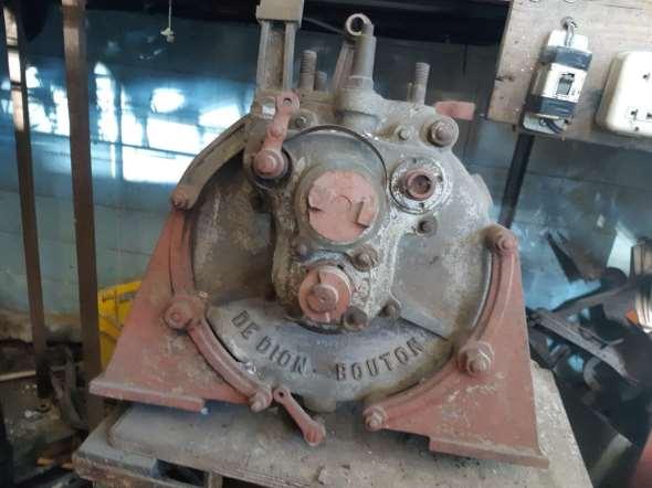 Repuesto Motor Dedion Bouton
