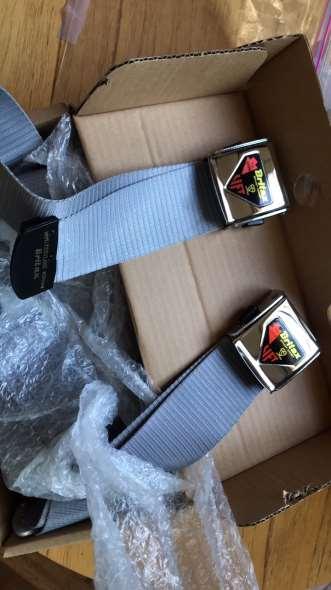 Repuesto Cinturones Britax Nuevos