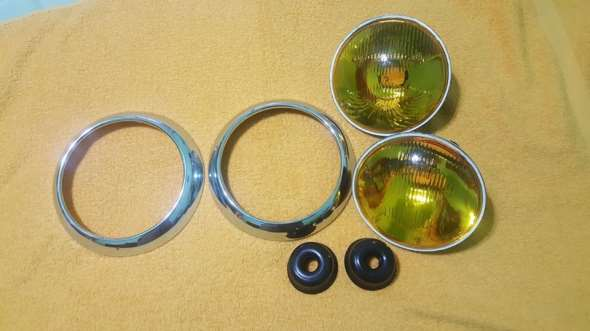 Repuesto Kit Ford F1 51/54