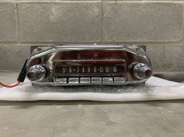 Repuesto Radio Mercury Ford 1958 A 1960