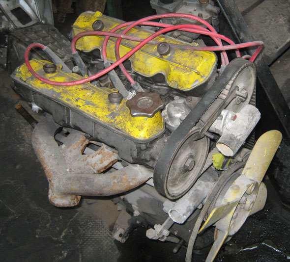 Repuesto Fiat 125