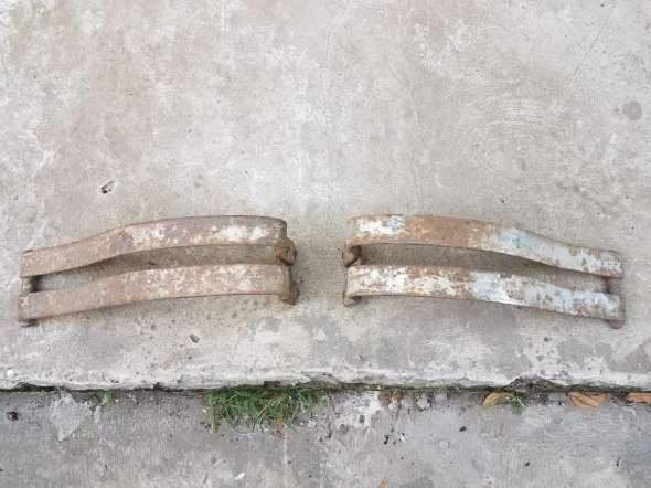 Repuesto Paragolpes Traseros Ford A