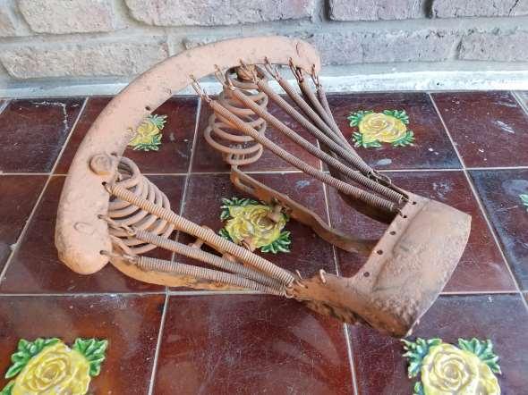 Repuesto Asiento Moto Antigua