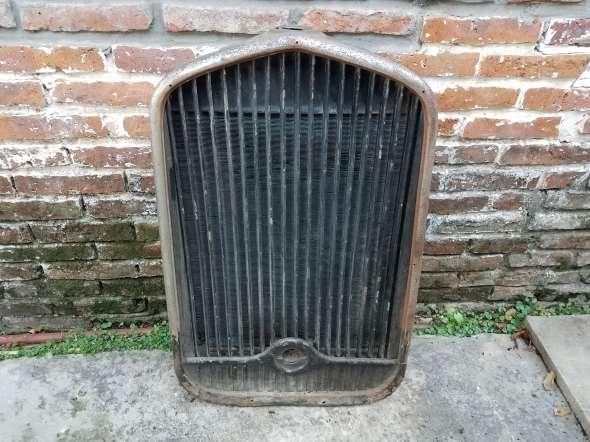 Repuesto Radiador Desoto 1931