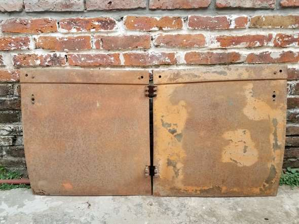 Repuesto Puertas Ford A