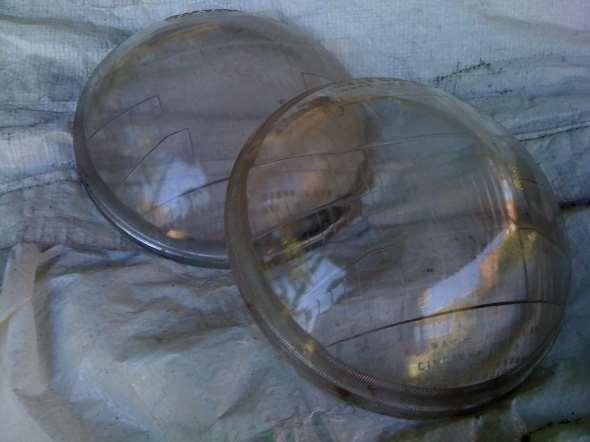 Cristales Faros Delanteros