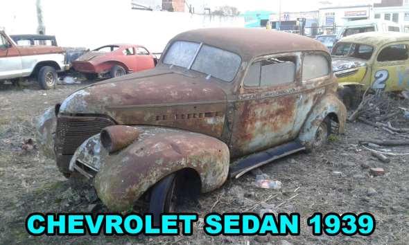 Repuesto Chevrolet Sedan