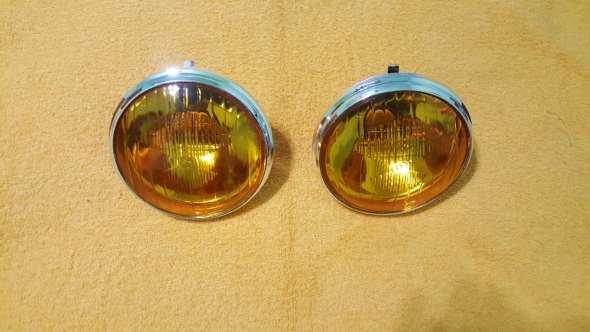 Repuesto Opticas Citroen 3cv