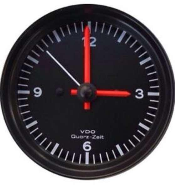 Reloj Porsche 911