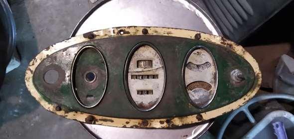 Repuesto Tablero Chevrolet 1929
