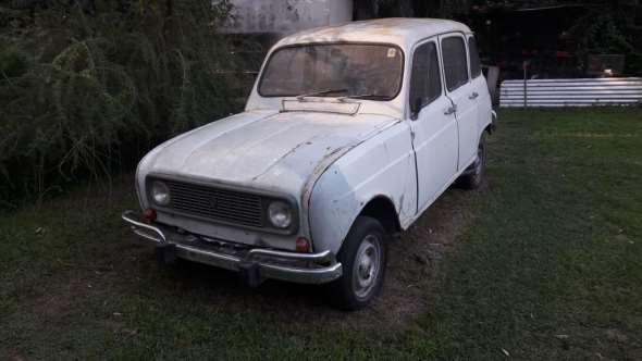 Repuesto Renault R4