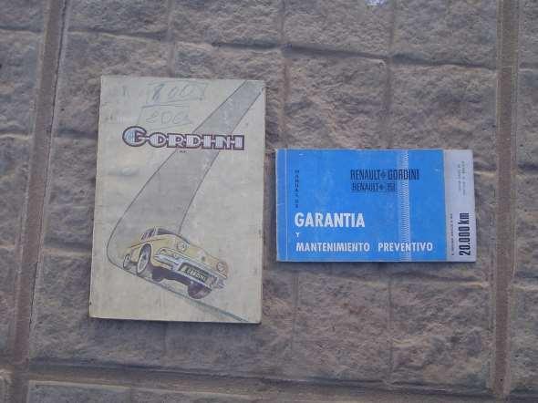 Manual Usuario Renault Gordini