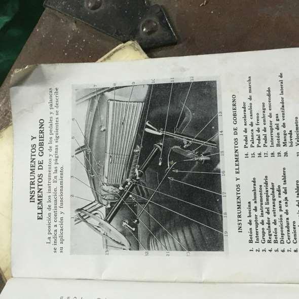 Manual Chevrolet 48/53